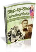 Step by Step Genealogy Guide