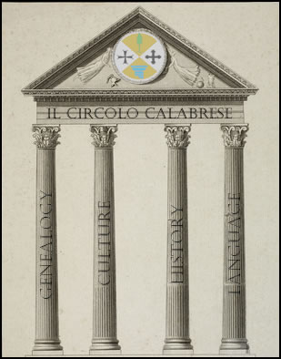IL CIRCOLO CALABRESE - The Four Pillars Of Our Organization