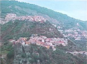 The City of Gimigliano