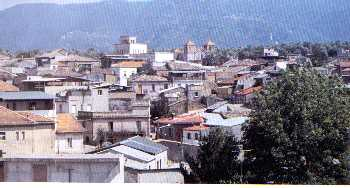 Panorama of Varapodio